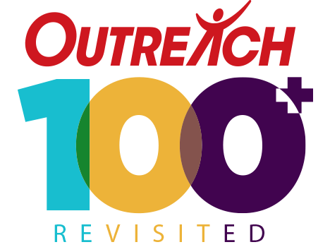 Vertical Outreach100 Logo